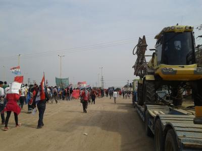 marcha campesina