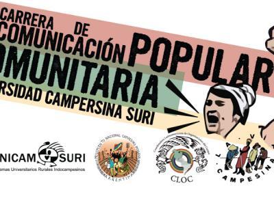 comunicacion popular y comunitaria