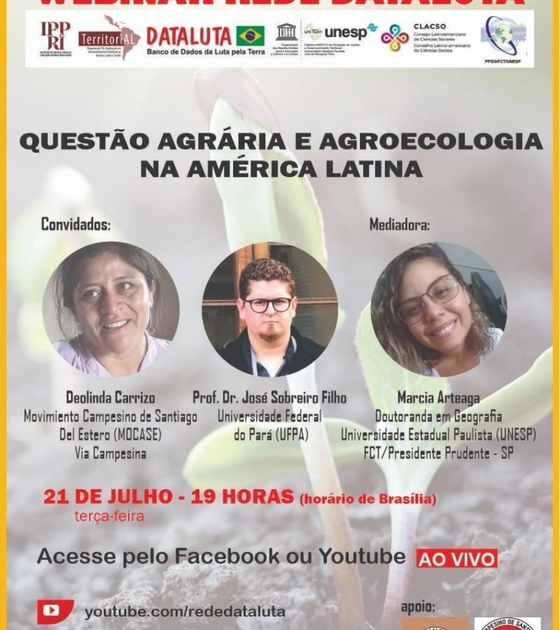 cuestion agraria y agroecologia en america latina